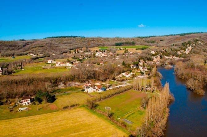 Lot River France
