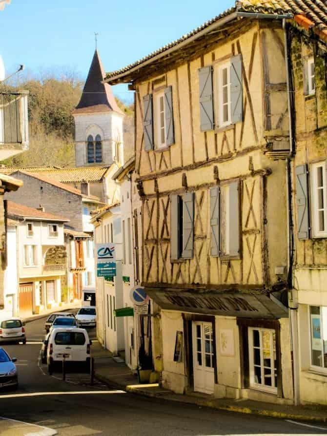 Montcuq France