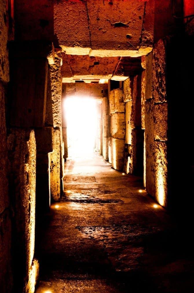 Roman Colosseum Underground Tour