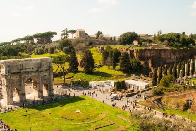 Roman Colosseum Underground Tour Forum view