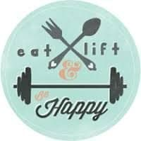 eat lift & be happy