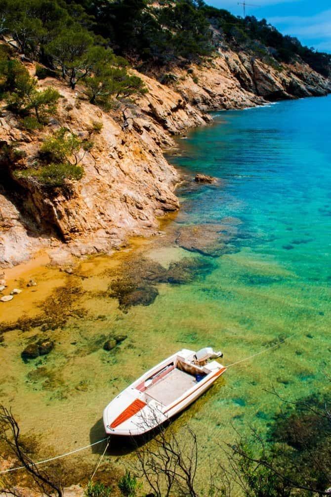 Tossa de Mar Catalonia Spain