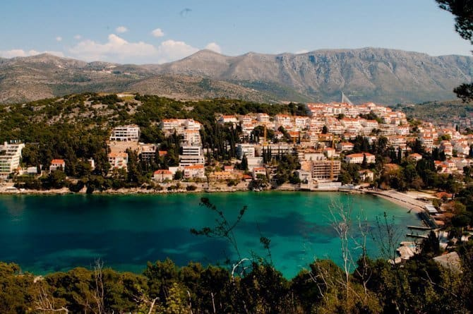 Lapad, Dubrovnik Croatia