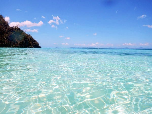 Where to go in Southeast AsiaBanol-Beach-in-Coron-Palawan