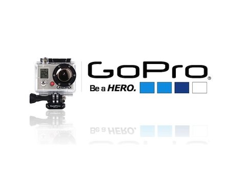 Best gifts for travelers: Gopro camera