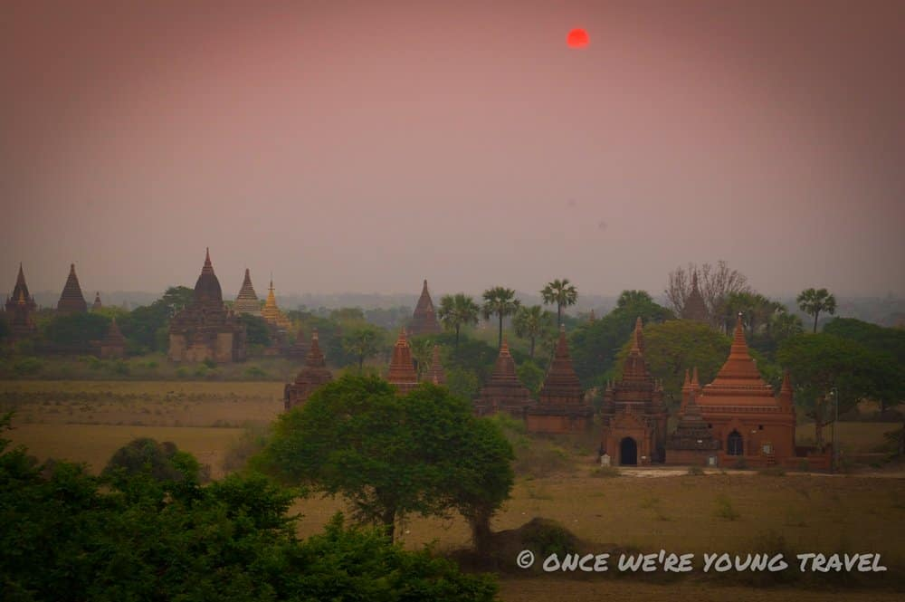 Where to go in Southeast Asia Myanmr Once We're Young Travel