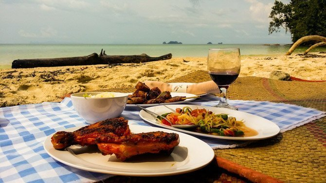 Best Koh Samui beach and things to do in Koh Samui Koh Samui Island Gem Picnic