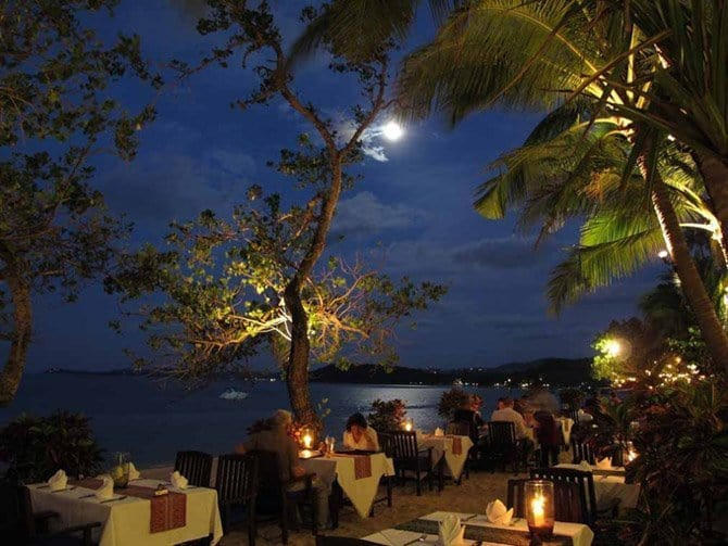 Best Koh Samui beach and things to do in Koh Samui Krua Bophut