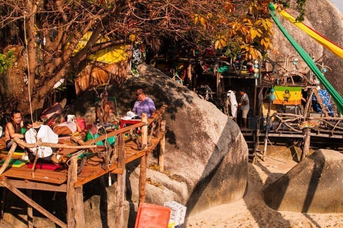 Best Koh Samui Beach and things to do in Koh Samui Koh Samui Rock Bar