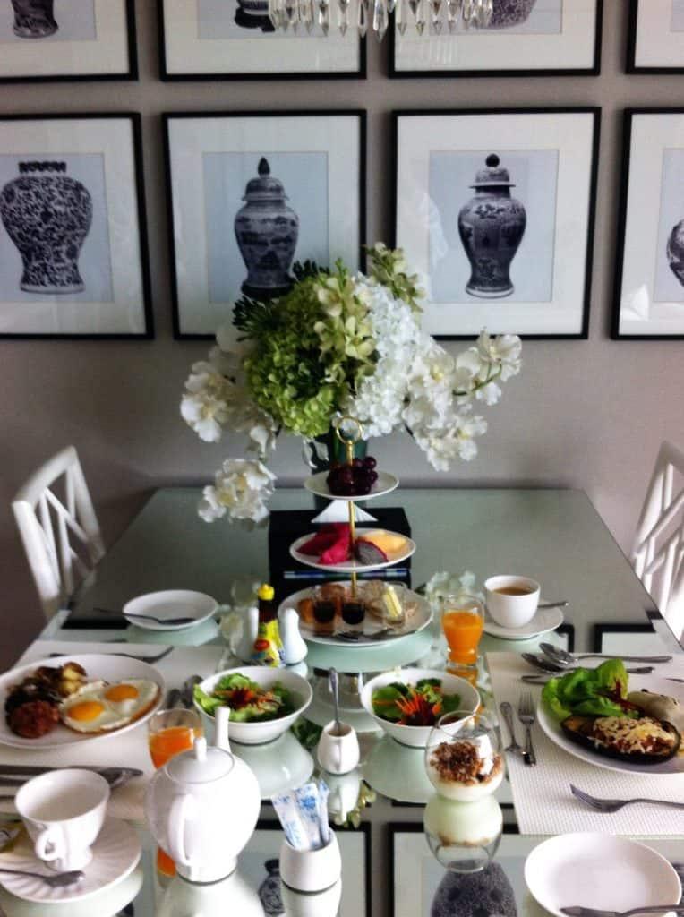 Chiang Mai Riverside Hotel breakfast
