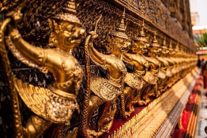 Two Days in Bangkok Gods