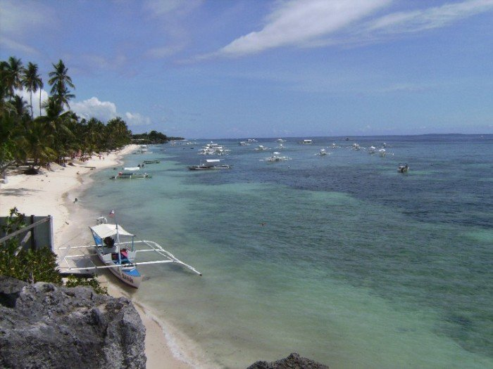 Alona Beach Bohol