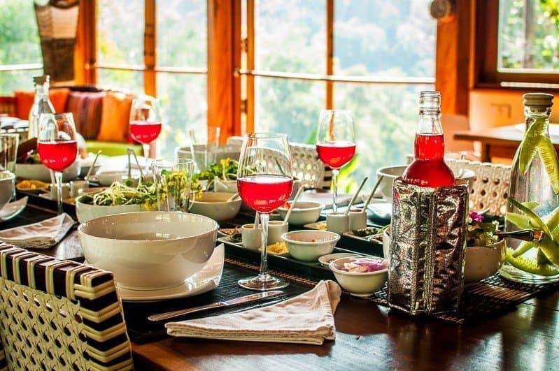 Chivasuka raw food detox retreat