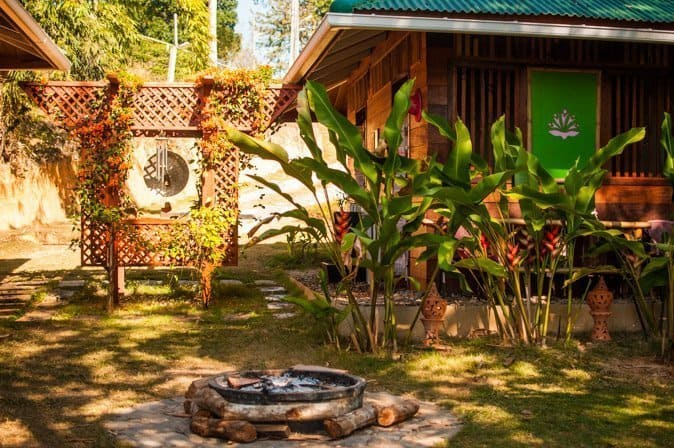 Chivasuka Detox Vegan Thai Retreat