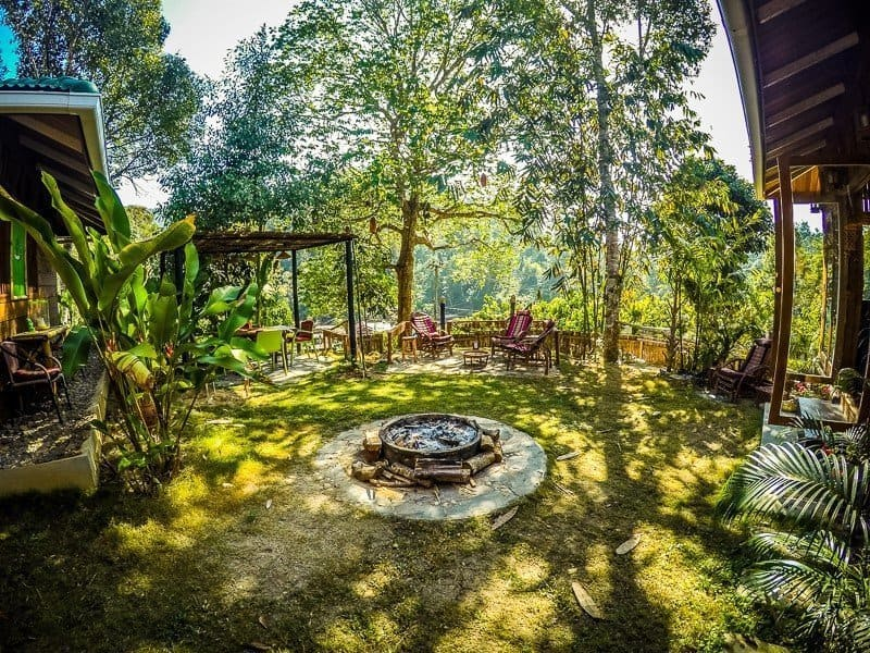 chivasuka detox retreat garden
