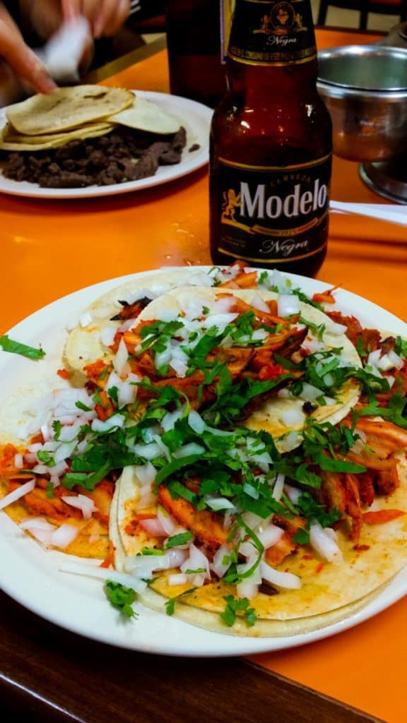 Best tacos in Playa del Carmen: El Fogon