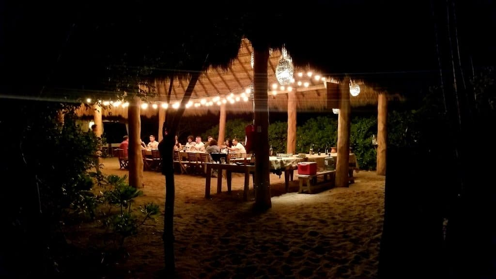 Playa del Carmen dining: The Travelers Table