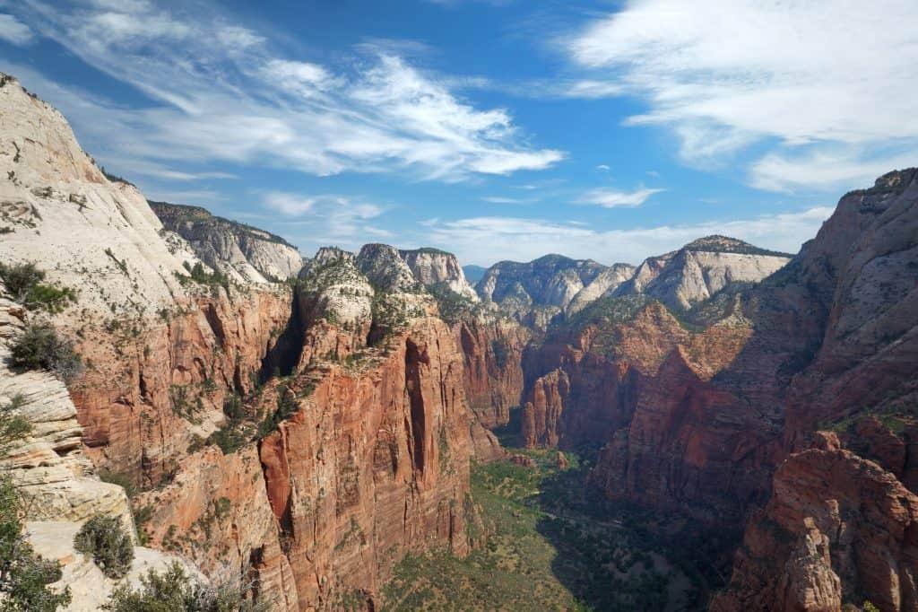 Angels Landing best hiking trails