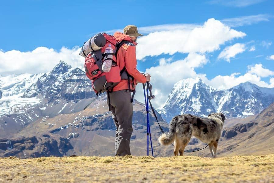 Ausengate Trek Peru best hiking trails