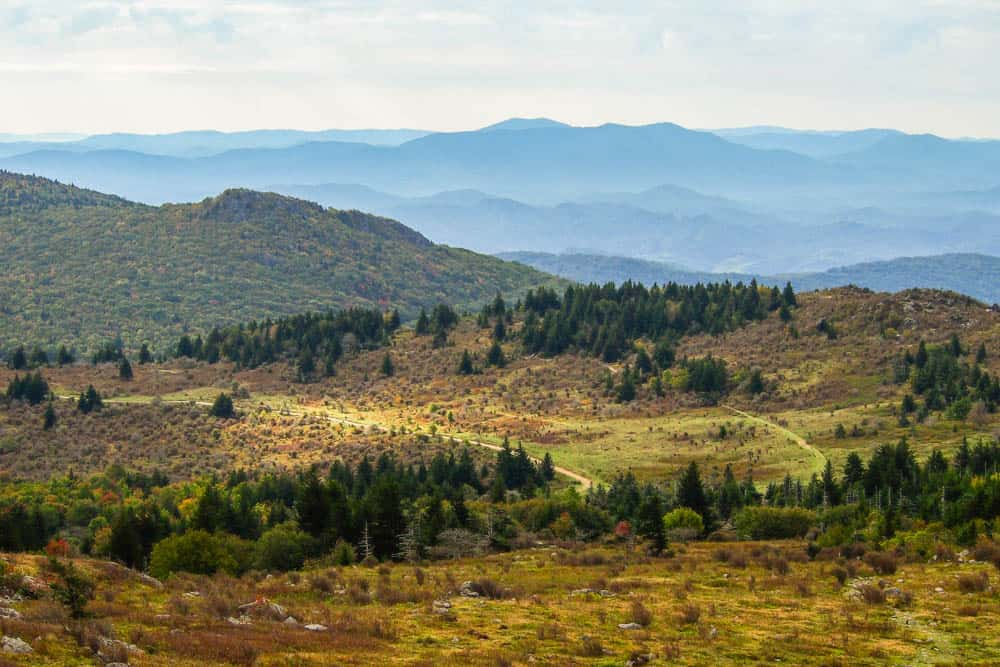 Grayson Highlands, Virginia best hiking trails