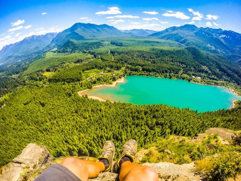 Rattlesnake Ridge Great hikes in America