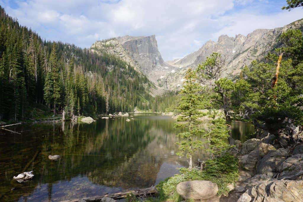 Rocky Mountain Ntnl Park best hiking trails