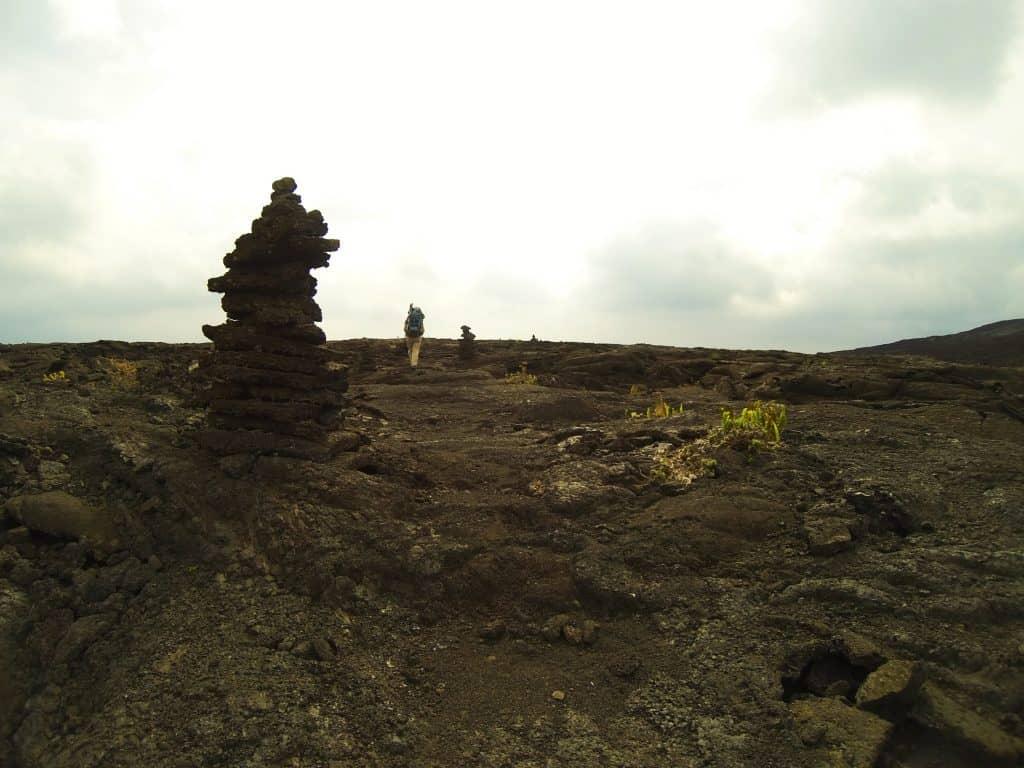 Volcanoe Park Hawaii best hiking trails