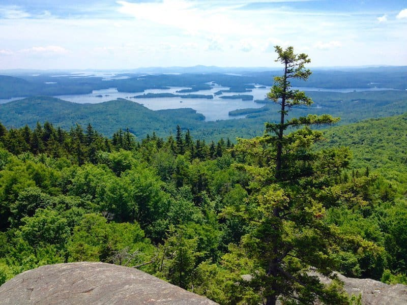 White Mountains NH best hiking trails
