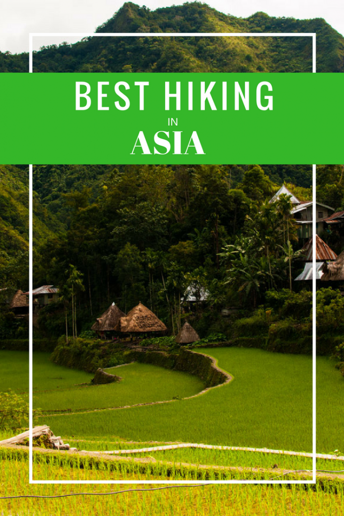 Best Hiking in Asia