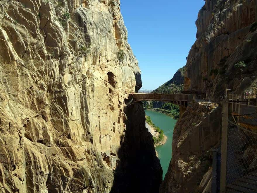 Best Hikes in Europe Caminito del Rey, Spain