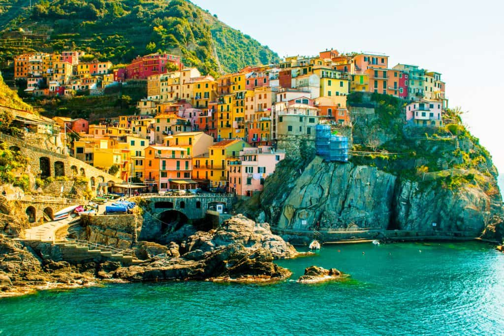 Best hikes in Europe Cinque Terre
