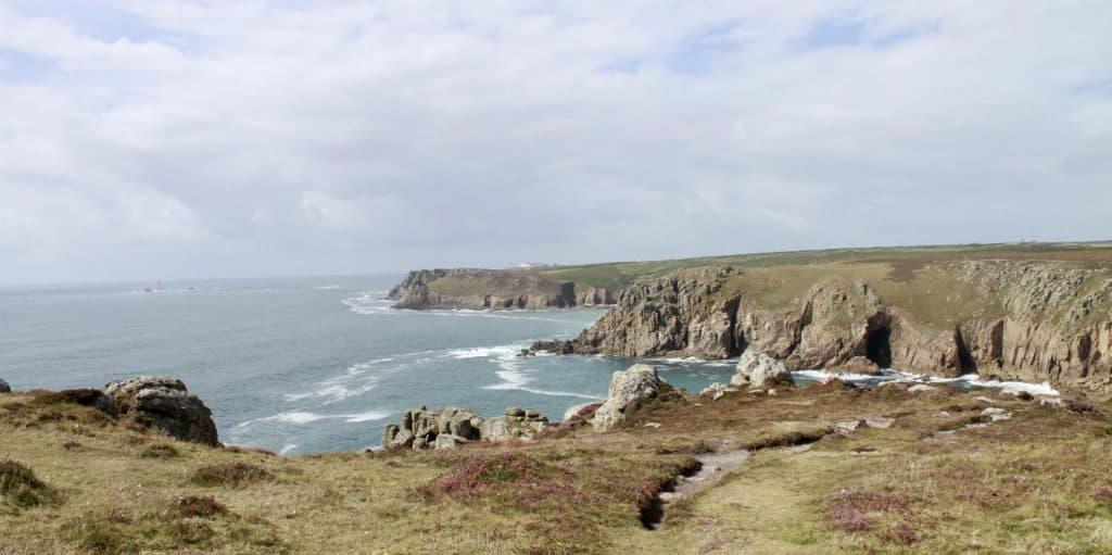 Best Hikes in Europe Cornwall UK