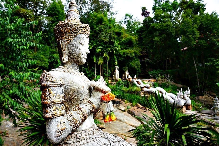 Best Hiking in Asia Doi Suthep-Pui Chaing Mai