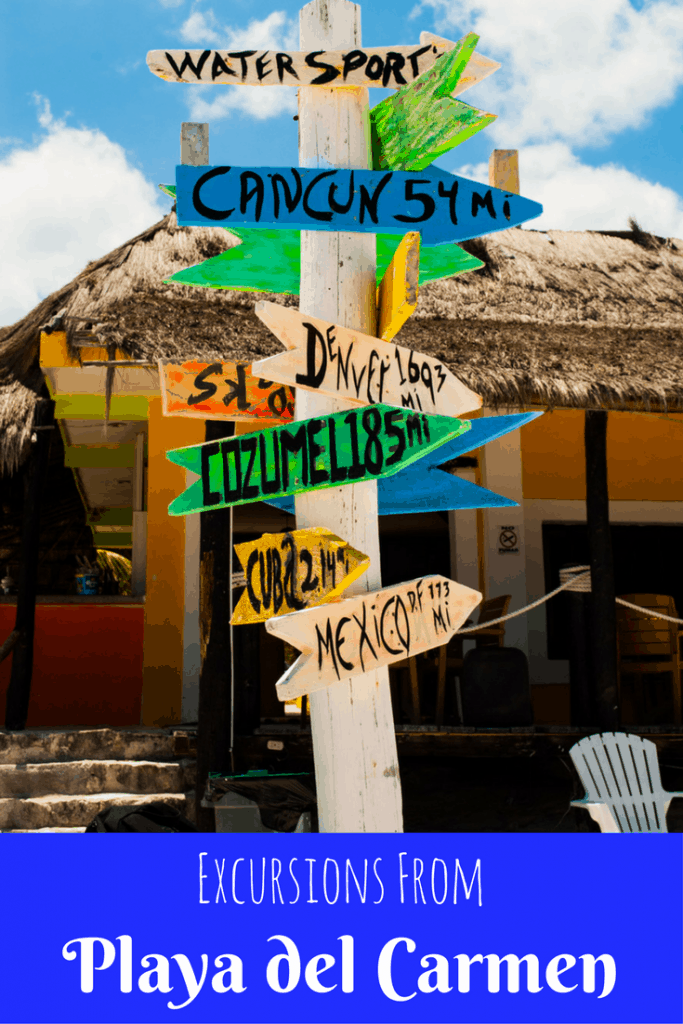 Excursions From Playa del Carmen