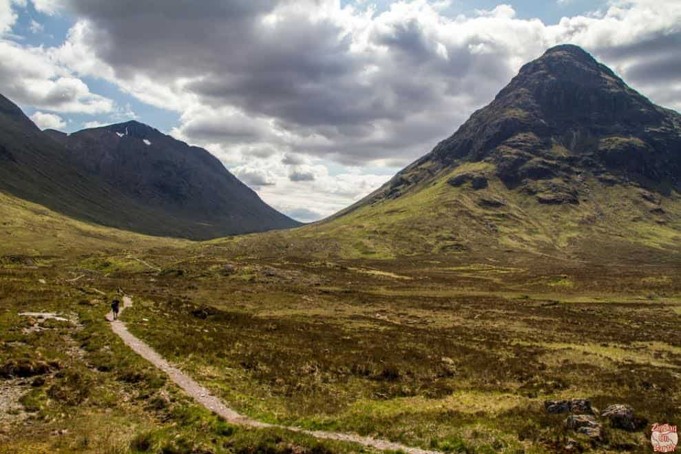 Best hikes in Euroep Glencoe, Scotland