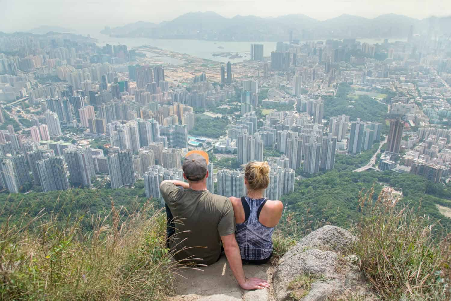 Best Hiking in Asia Hong Kong