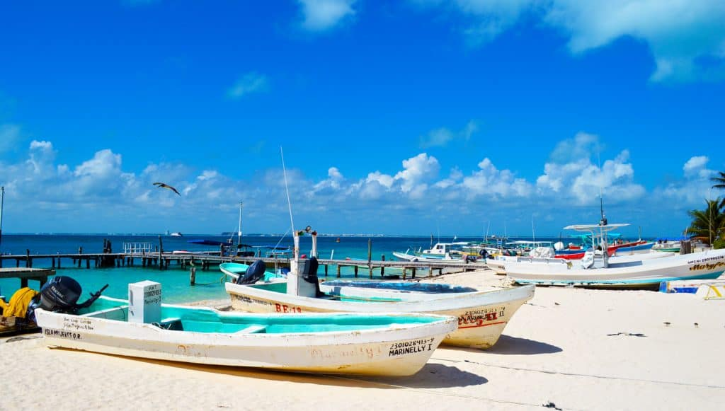 Excursions from Playa del Carmen Isla Mujeres
