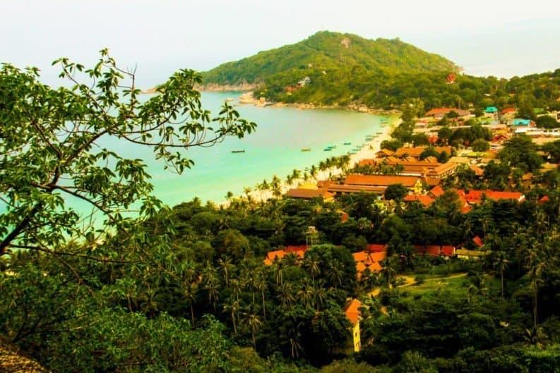 Best hiking in Asia Koh Phanagan Collabs