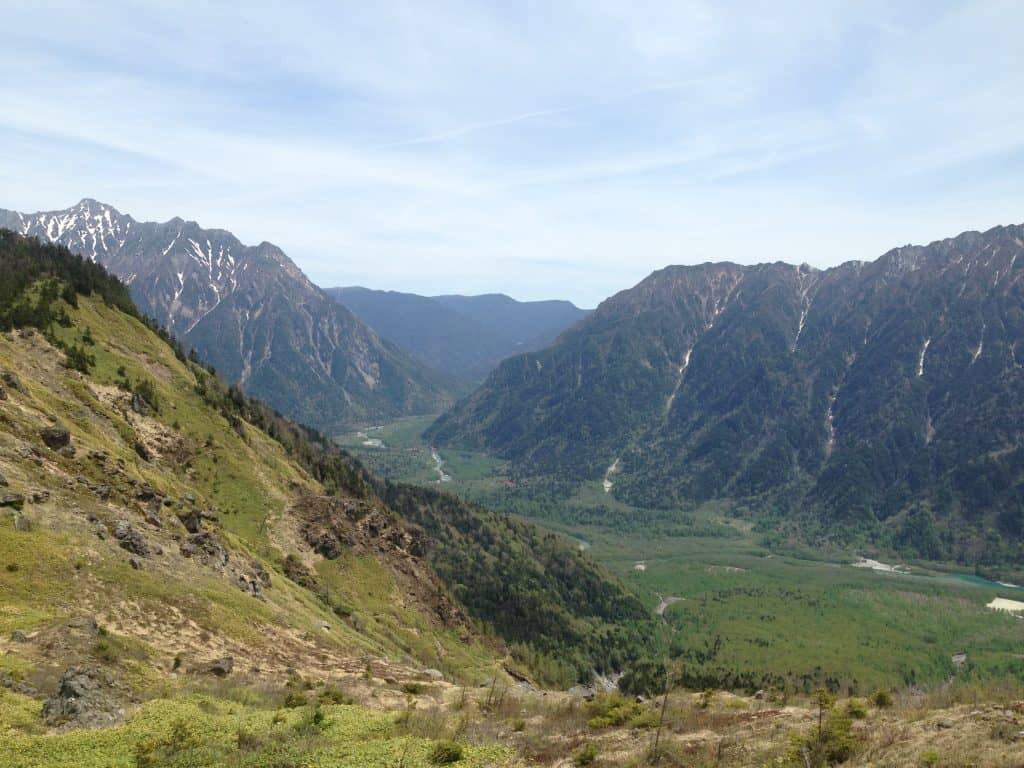 Best Hiking in Asia Mt Yakedake, Japan