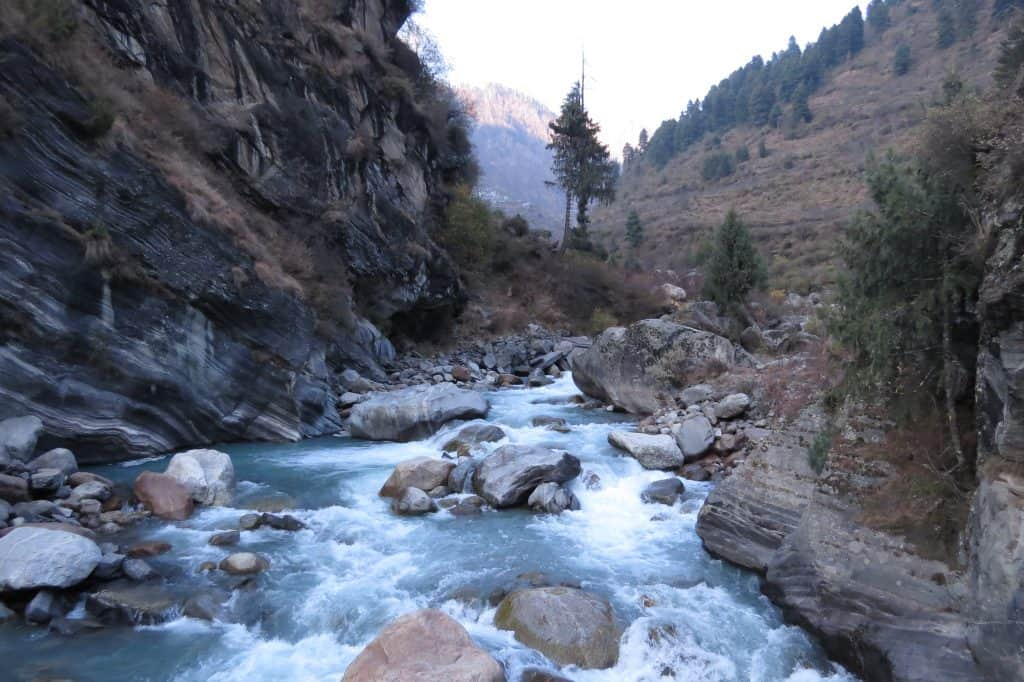 Best hikes in Asia Parvati Valley in North India
