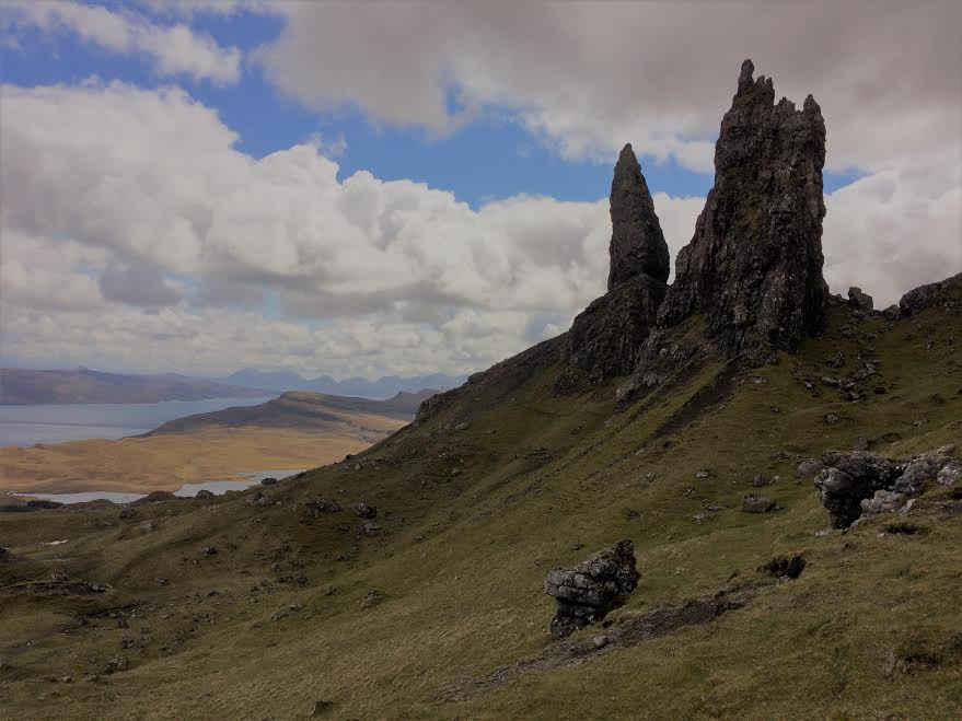 Best hikes in Europe Old Man of Storr, Scotland