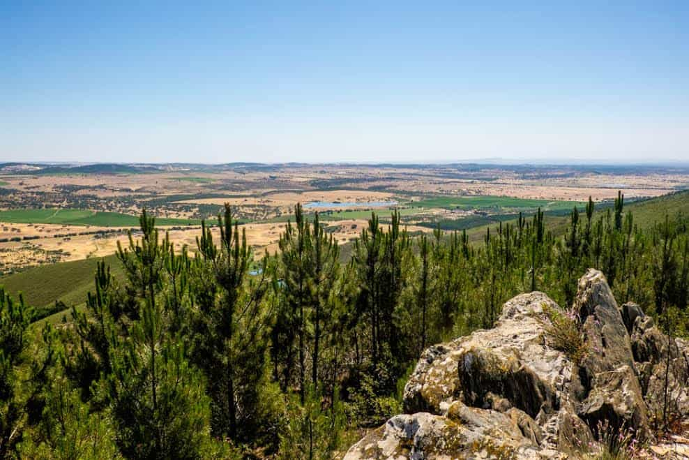 Best Hikes in Europe Serra d'Ossa, Portugal