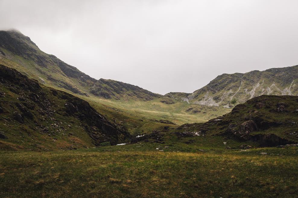 Best Hikes in Europe Snowdon, Wales