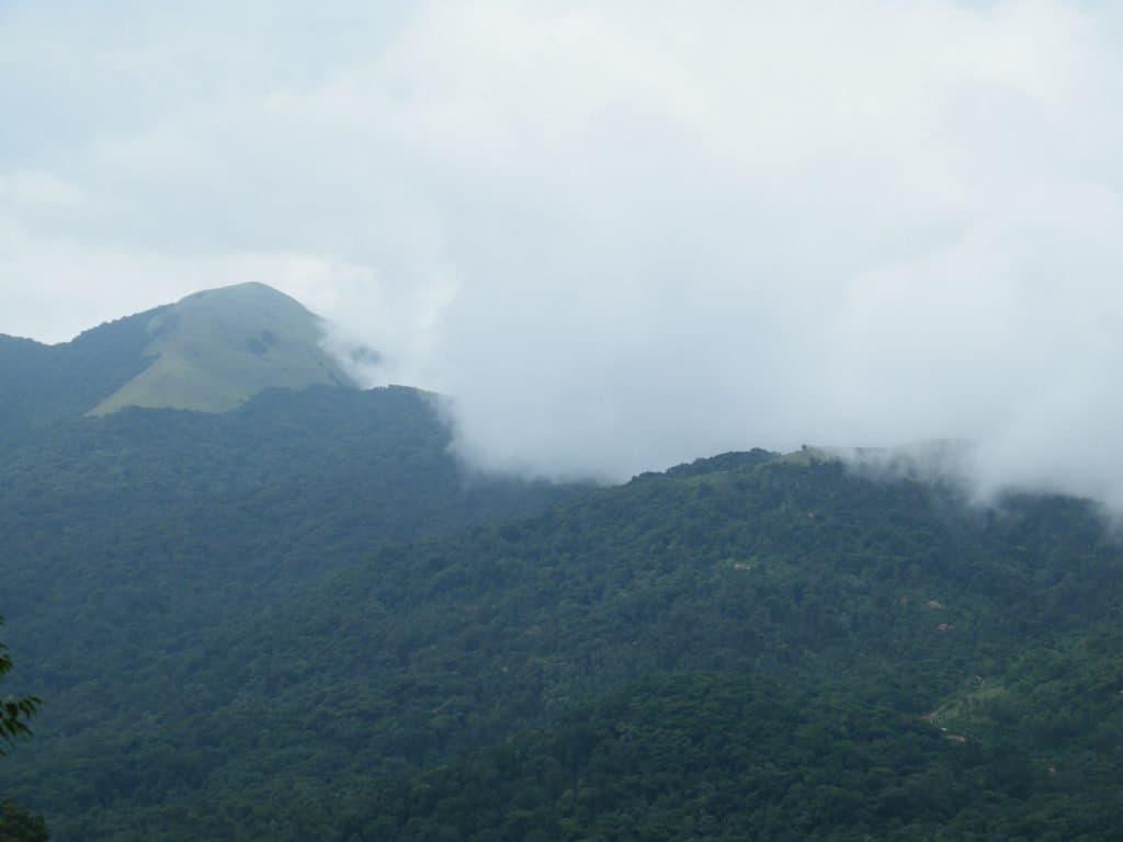 Best hiking in Asia Tadiyanmol Western Ghants