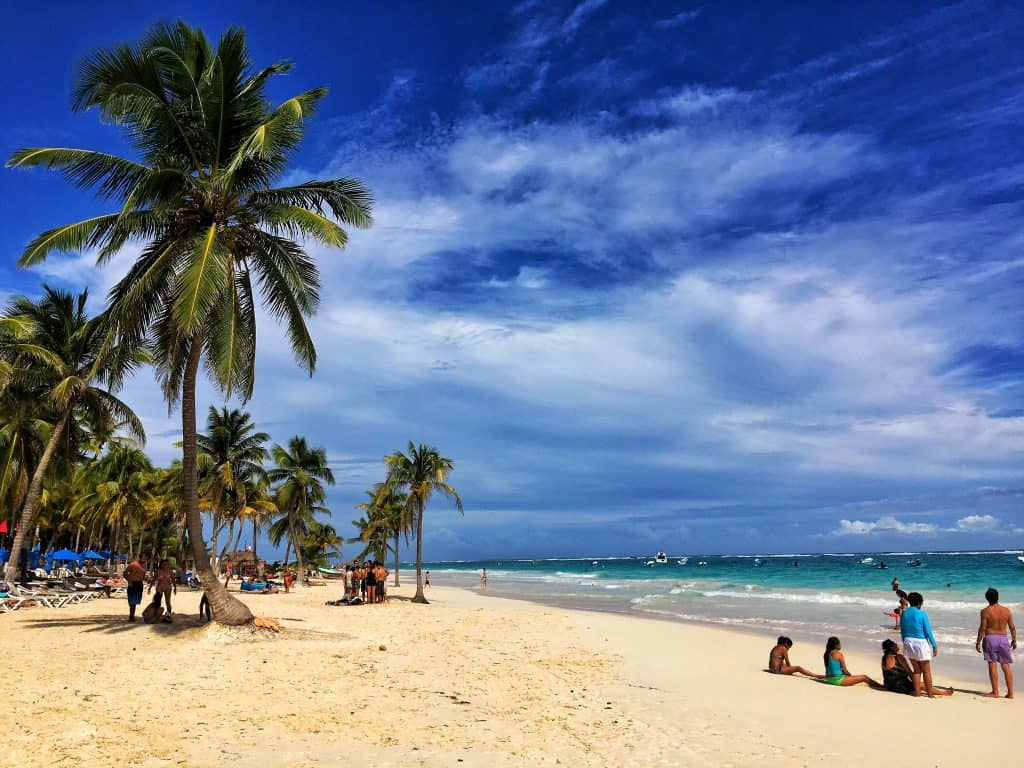 Excursions from Playa del Carmen Tulum beach