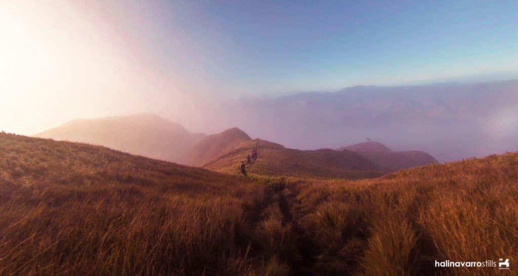 Best hiking in Asia mount pulag