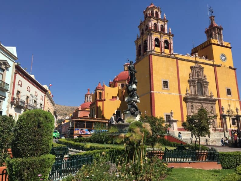 Things to do in Guanajuato Hidalgo Market peppers