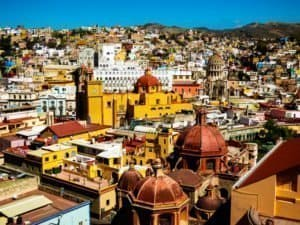 Things to do in Guanajuato view of centro