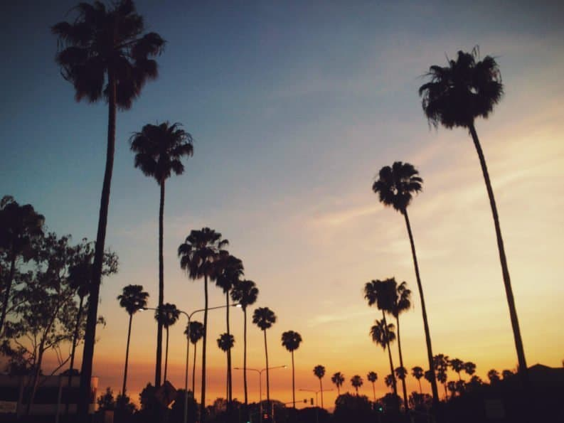 California Group Vacation