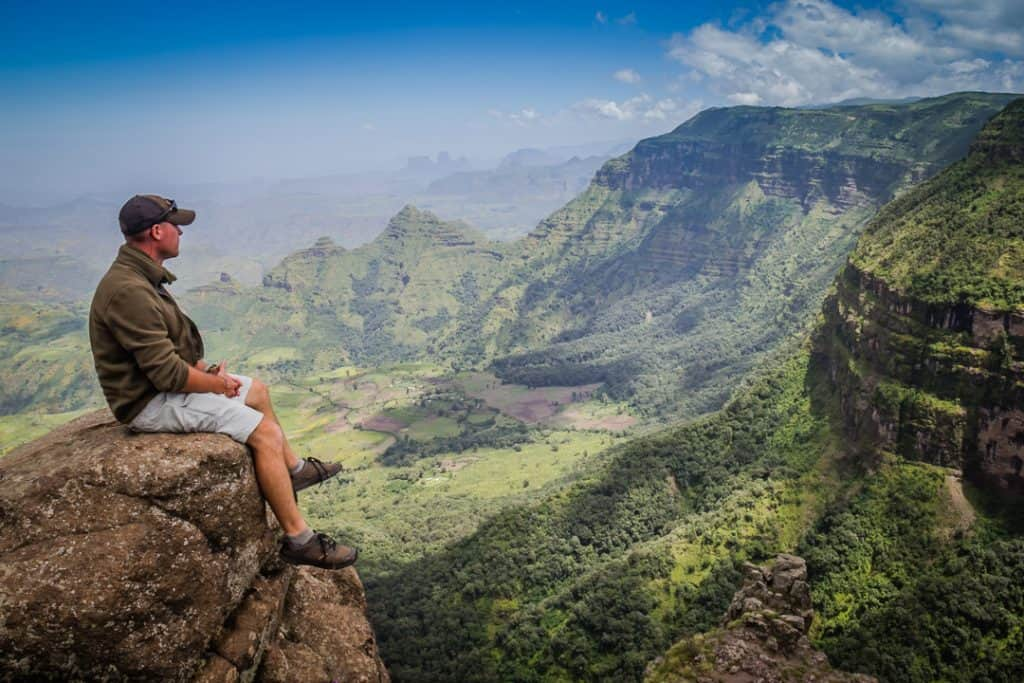 Simien Mountains Great Hikes in Australia